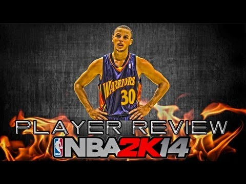 NBA 2k14 - Stephen Curry Player Review - 88 Overall!