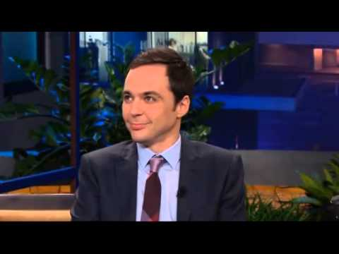 Jim Parsons Interview on The Tonight Show with Jay Leno - 11/22/2013