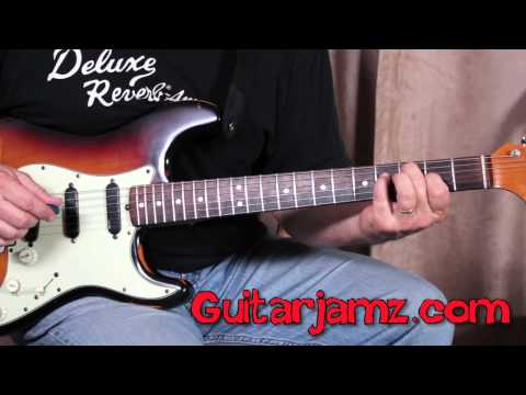 Blues Guitar Lessons - Blues Turnaround Lesson - Jazz Soul Rock Marty Schwartz Bob Ryan