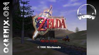 OC ReMix #3015: Legend of Zelda: Ocarina of Time 'Saria's Drop' [Lost Woods] by GlacierSpoon