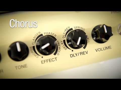 Yamaha THR5 Amp Overview