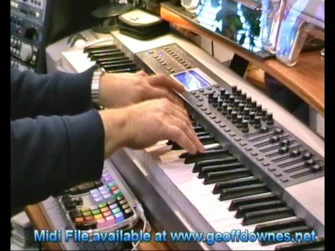 Geoff Downes - the history of  Video Killed The Radio Star