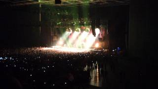 Rammstein - Intro+Sonne(Live in Moscow 11.02.2012)