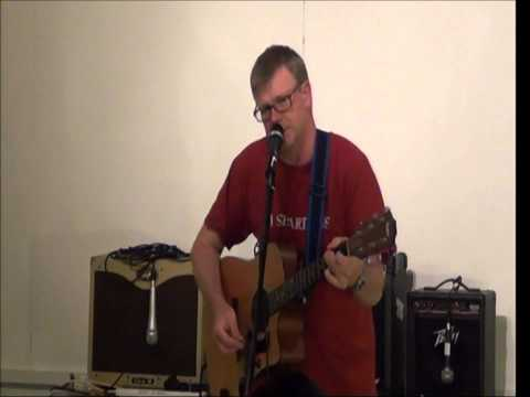 Andy Powell - 16 Tons (performing at the Milton Keynes One World Club)