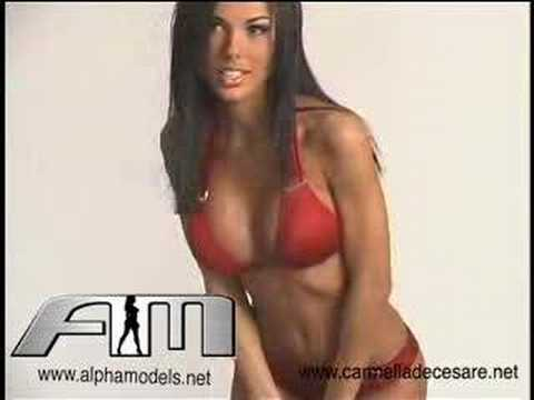 Carmella Decesare In Red video