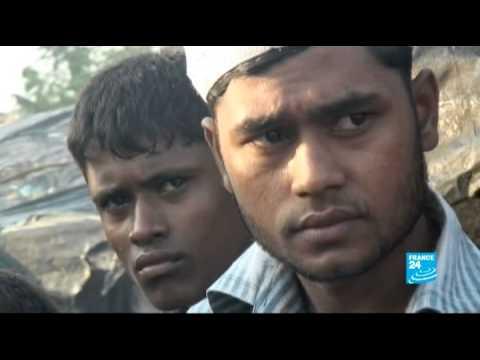 image vid�o  فرنسا24 : تحقيق مثير حول مسلمو البورما