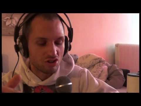 Parodie Bruno dans la radio( Momo dans le Ghetto La journée de la Haine)