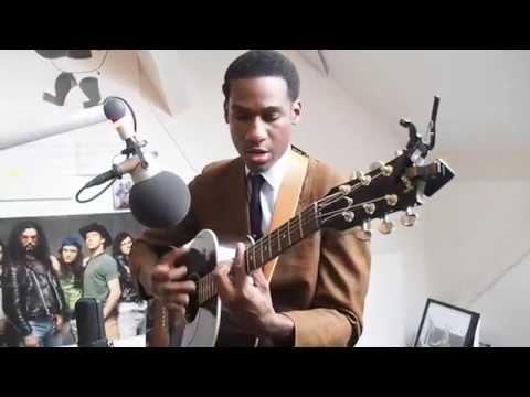 """Leon Bridges """"Better Man"""" acoustic and live @FluxFM"""