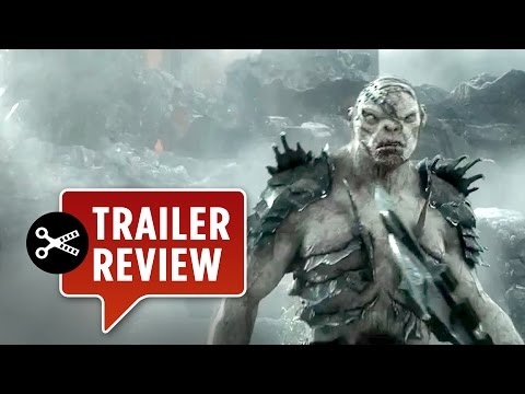 Instant Trailer Review: The Hobbit: The Battle of the Five Armies (2014) - Peter Jackson Movie HD