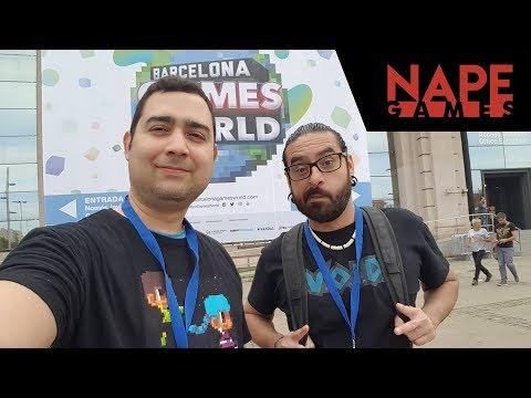 Apertura Barcelona Games World/Retro Barcelona 2017