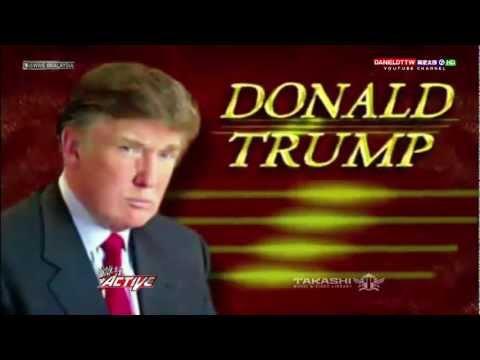 Donald Trump entrance theme - Money, Money, Money