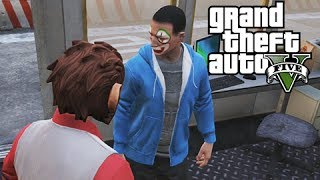 GTA 5 Online Delirious's New Job,