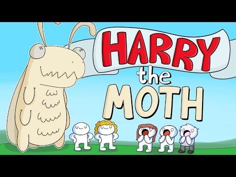 Harry the Moth