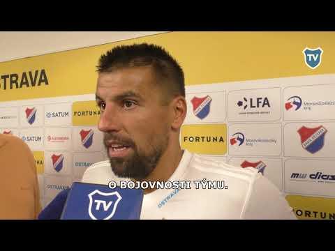 OHLASY / Milan Baroš po Jablonci (1:0)