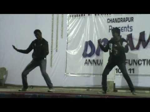 special performance on pak chik pak raja babuby Alankar n yogesh...