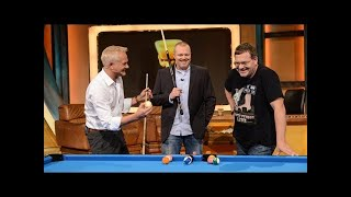 Billiard Tricks mit Ralph Eckert - TV total