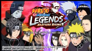 descargar juegos animes para ppsspp
