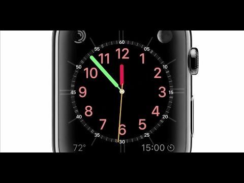 Apple iWatch Countdown Timer ( v158 ) Clock with sound effects and voice HD part 2