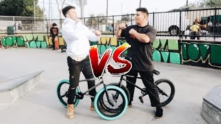 1v1 GAME OF BIKE: JOHN HICKS vs KRIS DaMEXICAN