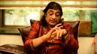 Glimps of Kathak Nritya teaching of Acharya Pandit Anupam Rai