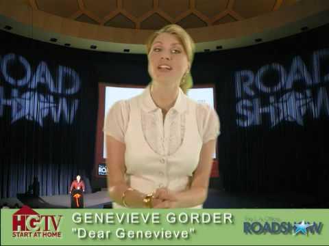 L.A. Office RoadShow Hollywood 2008 Genevieve Gordon