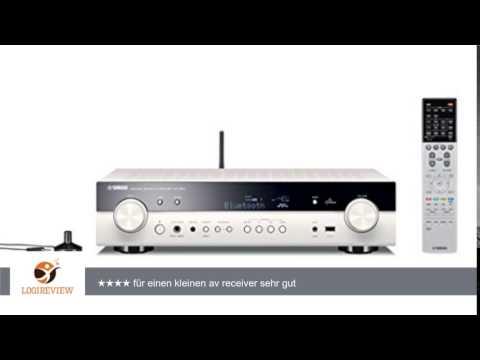 Yamaha RX-S601WH Slimline AV-Receiver | Erfahrungsbericht/Review/Test