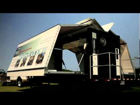 Dynamic globalrdss rapid deployment shelter system youtube for Dynamic house
