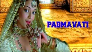 Padmavati Song - Aishwarya Rai Hot  Dance