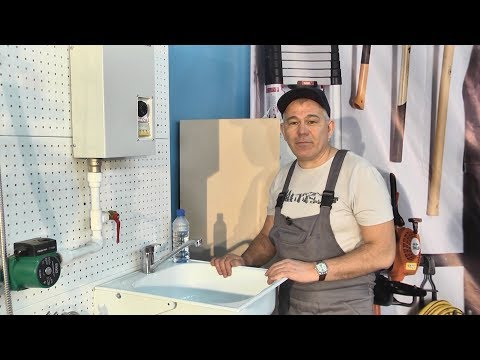 Как устранить засор в раковине в домашних условиях?