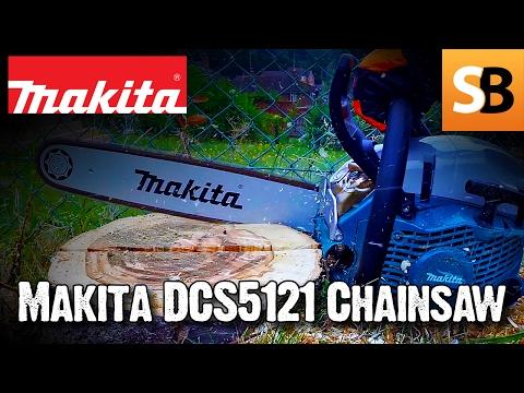 Makita petrol chainsaw review    DCS5121