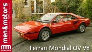 Used Ferrari Mondial QV V8 Review