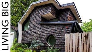 Wabi-Sabi Modern Japanese Inspired Small Home