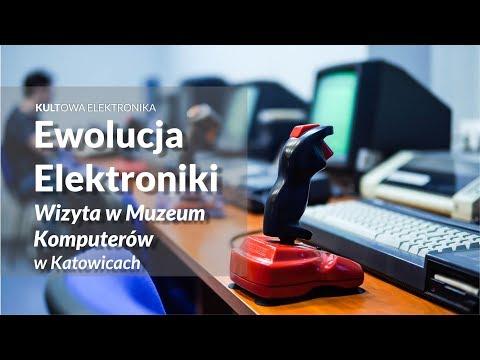 Ewolucja Elektroniki. Z Wizytą W Muzeum Komputerów W Katowicach Moje Wrażenia I Przemyślenia.