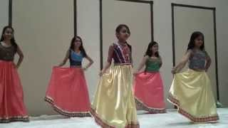 Hindi Remix Kids Dance Performance