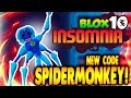NEW CODES NEW ALIEN SPIDERMONKEY MORE BLOX 10 IN IBeMaine mp3