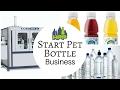Start Your Own Pet Bottle Business!
