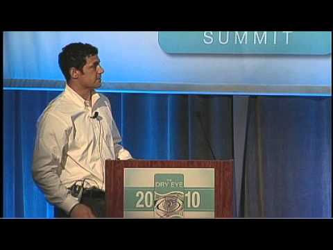 Keith Lane - The Role of Blink in Dry Eye - Dry Eye Summit
