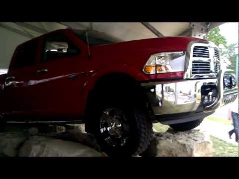 2013 DODGE RAM 2500 HEAVY DUTY 6.7L Turbo Diesel Engine