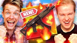 NIEUWE SMG IS LIT!! - Fortnite #104