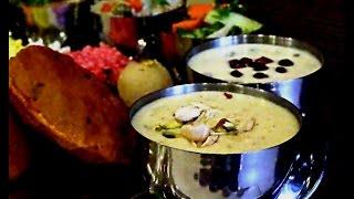 Makhana Kheer/Thamarai Vidhai Paal Payasam By- Chef Samta Gupta @Mast Kalandar Bengaluru