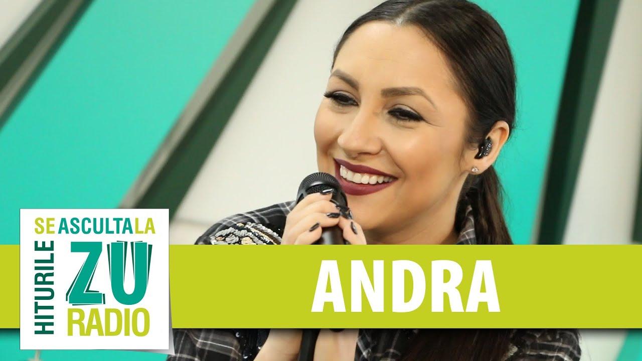 Andra - Iubirea Schimba Tot (Live la Radio ZU)