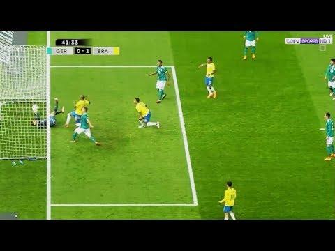 Germany vs Brazil Full Match 2018 | Partido Completo