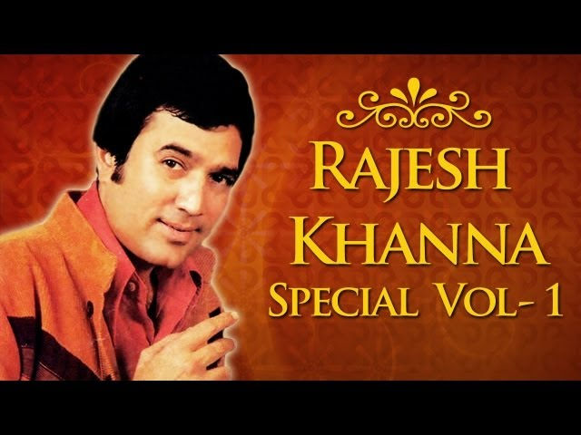 Rajesh Khanna Superhit Song Collection - Jukebox 1 - Top 10 Old Hindi Classic Songs