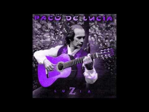 Paco De Lucia - Luzia   Full Album 720p HD