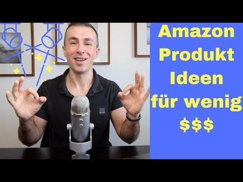 Amazon FBA Produktideen für Anfänger mit Wenig Kapital