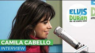 Camila Cabello Chats Finishing Her New Album