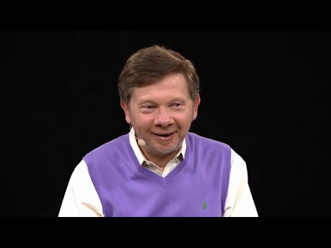 Eckhart Tolle: How do I manage self-expectations?