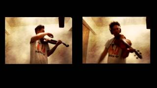 One Men One Take Duet - Csardas de Vittorio Monti with Violin and Viola
