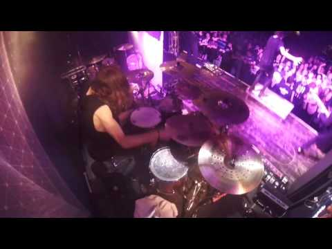 "Nic Pettersen - Northlane - ""Dispossession"" Live Drum Cam thumbnail"