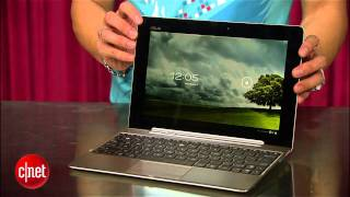 Asus Transformer Prime vs. Apple iPad 2 - Prizefight